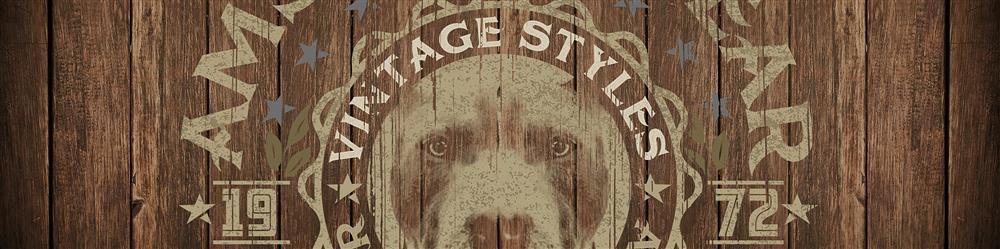 Amstaff Vintage