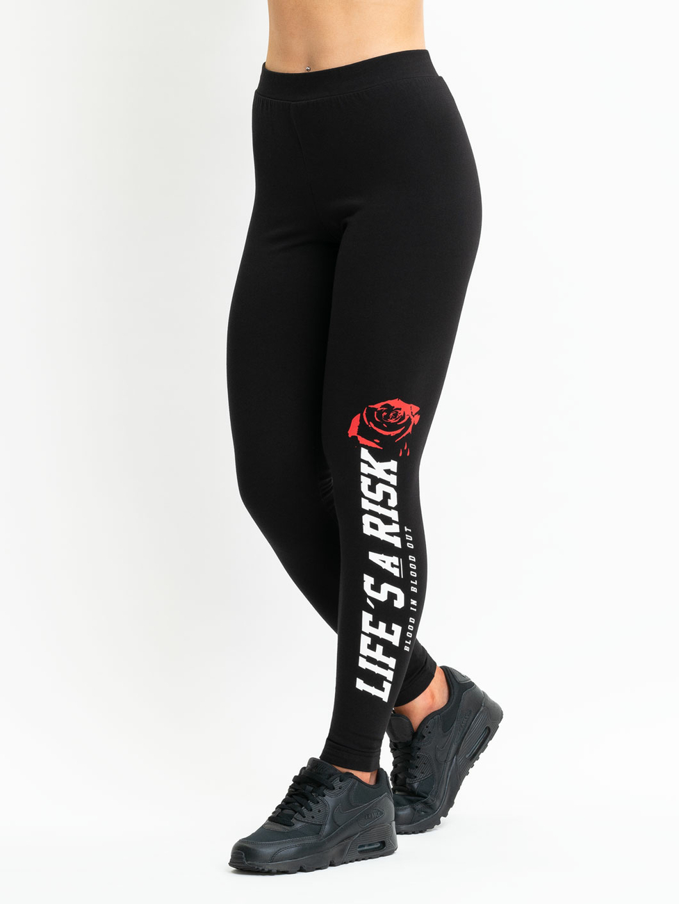 Blood In Blood Out Life D-Leggings S