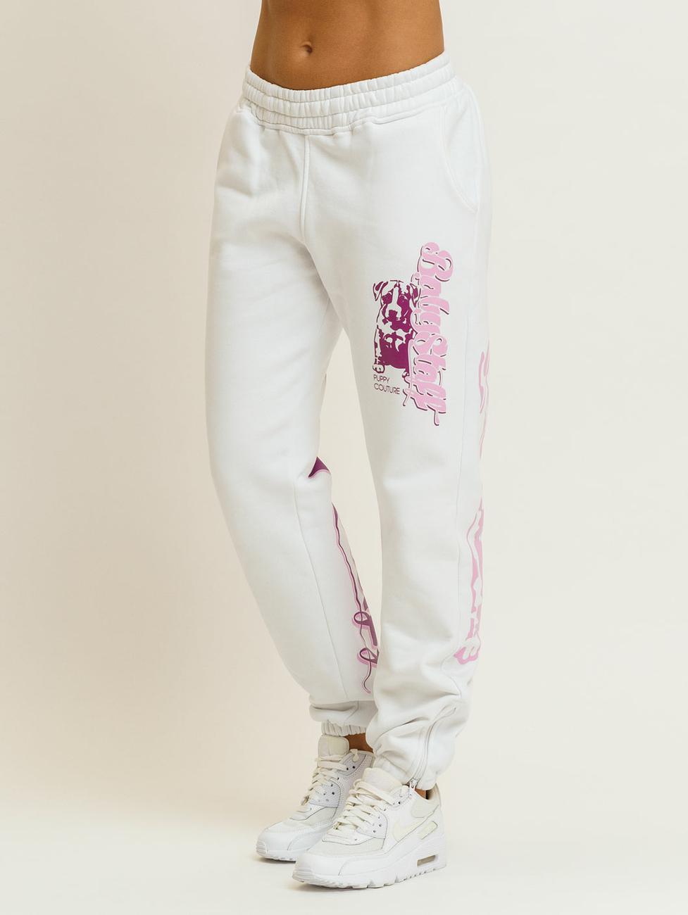 Babystaff Merah Sweatpants - weiss M