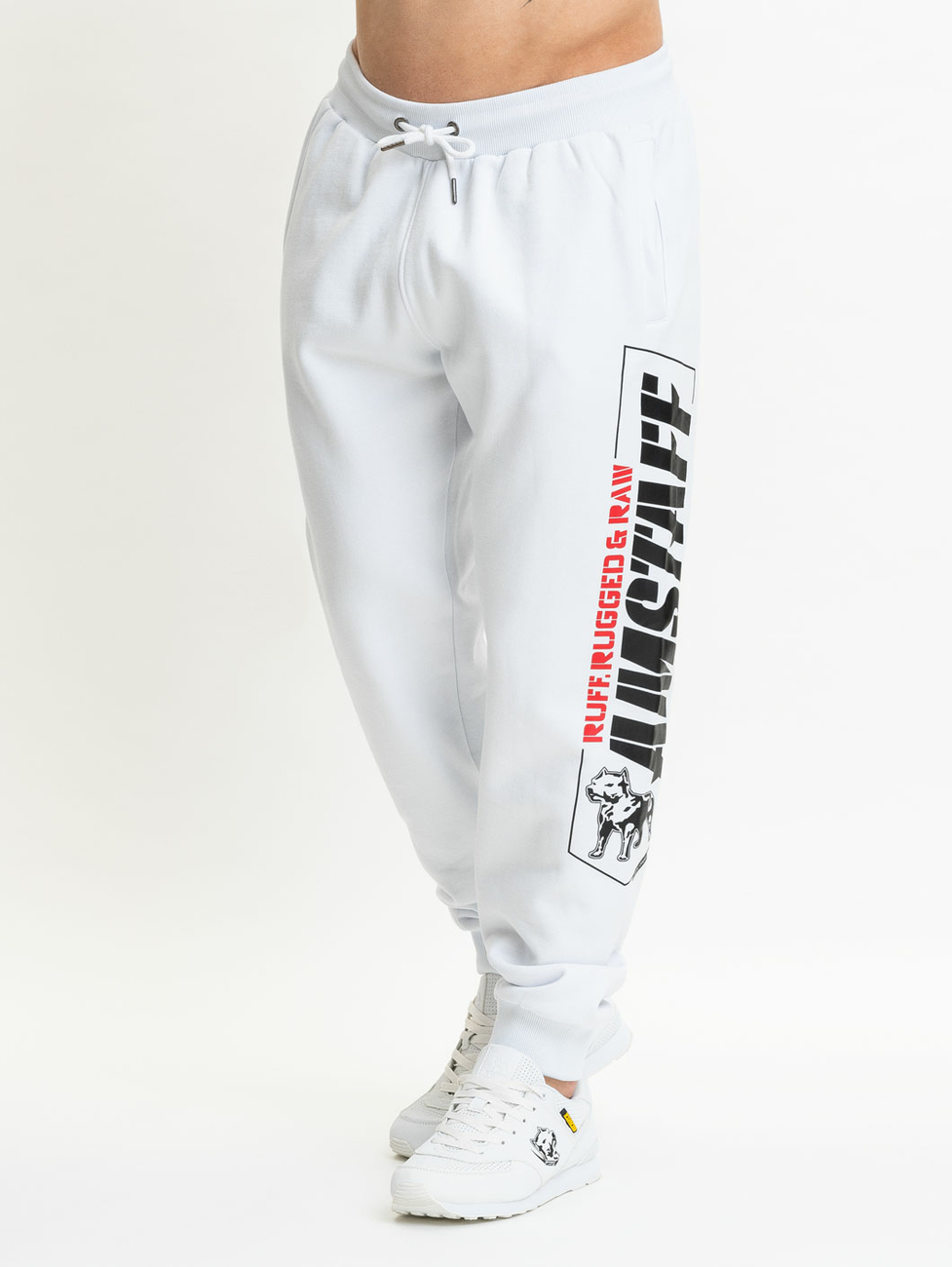 Amstaff Banor Sweatpants weiß XXL