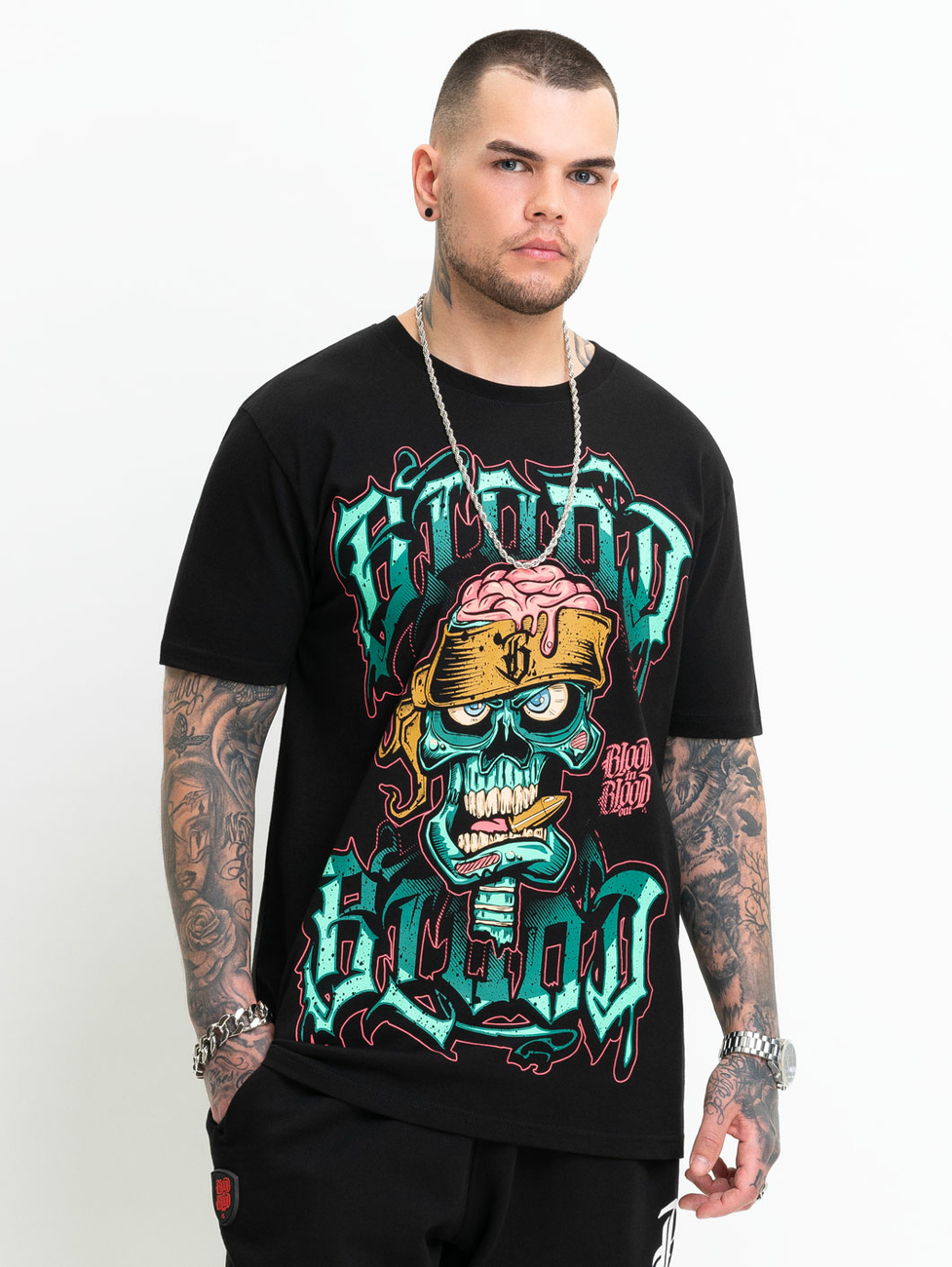 Blood In Blood Out Pandillas T-Shirt S