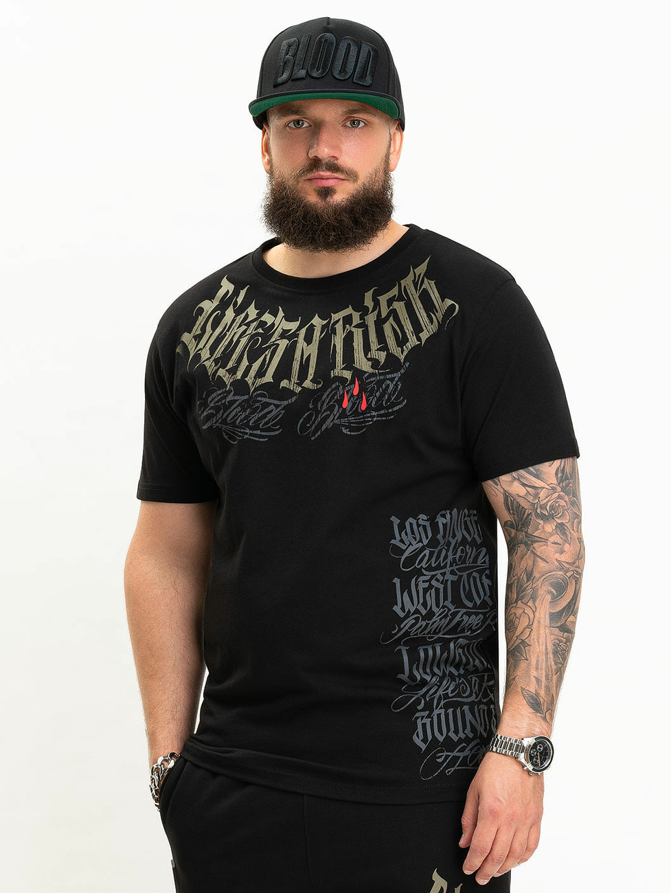 Blood In Blood Out Miembros T-Shirt 4XL