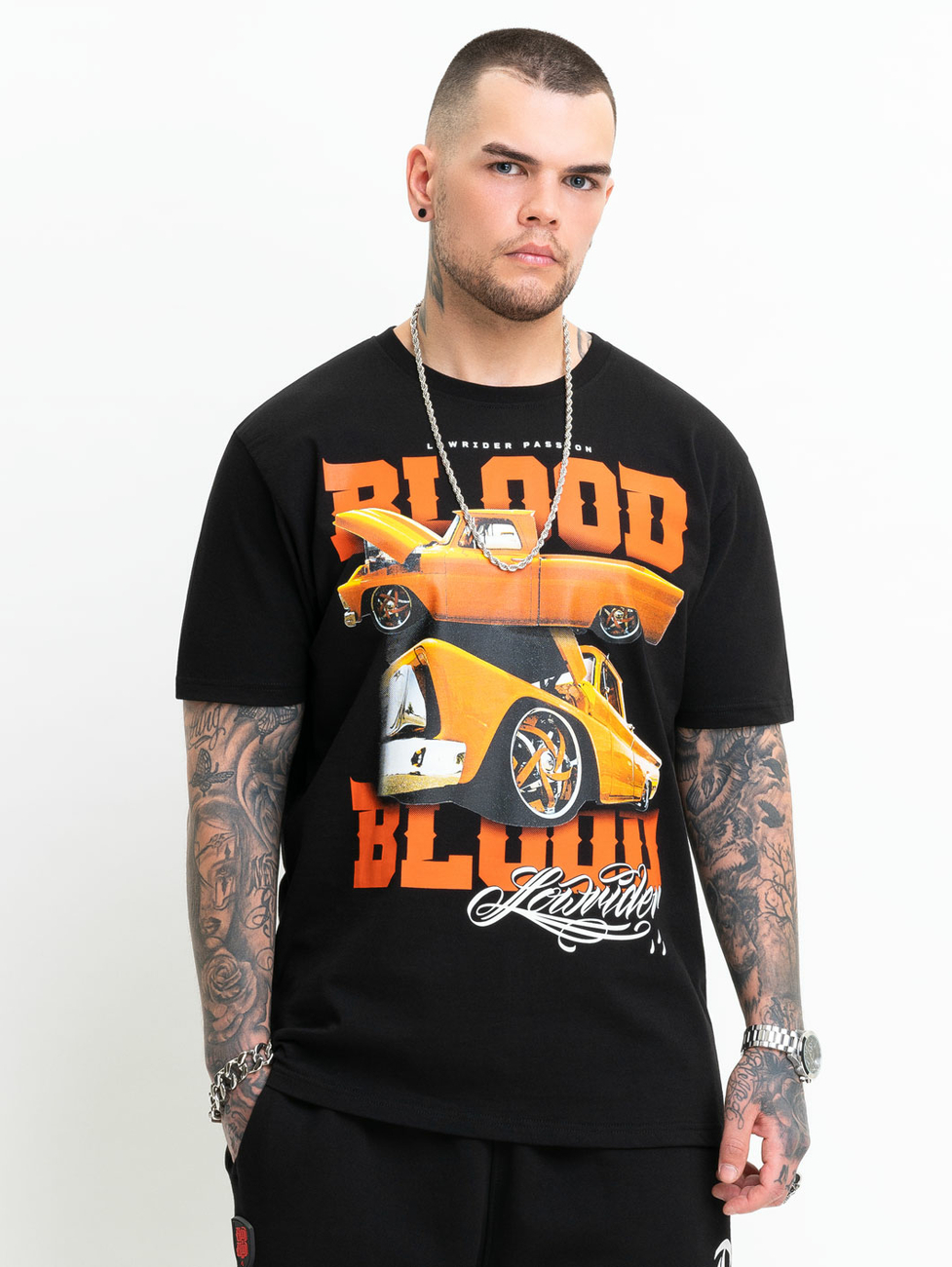 Blood In Blood Out Nizado T-Shirt S