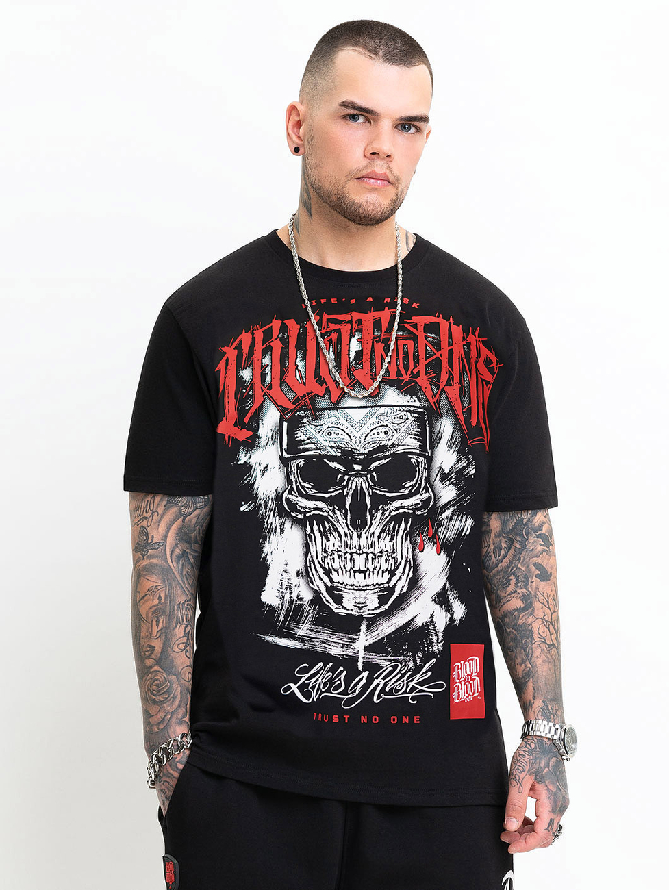 Blood In Blood Out Bandaro T-Shirt 4XL