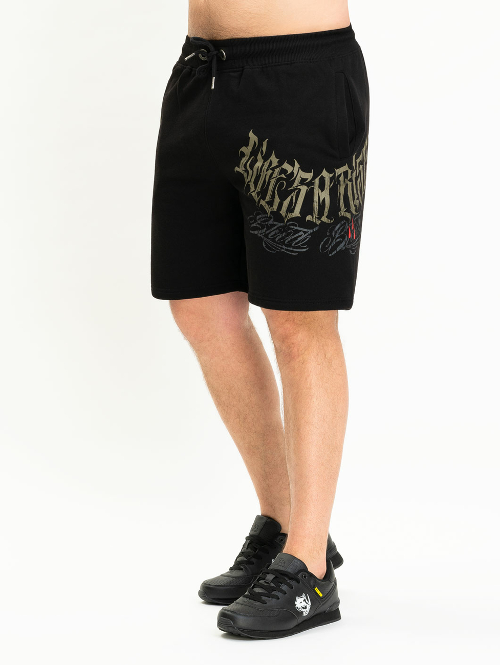 Blood In Blood Out Miembros Sweatshorts 2XL